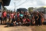 Une sortie d'Equinoxe au Suriname
