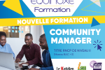 Formation Community Manager - Equinoxe Guyane