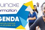 agenda formation continue juin à décembre 2018